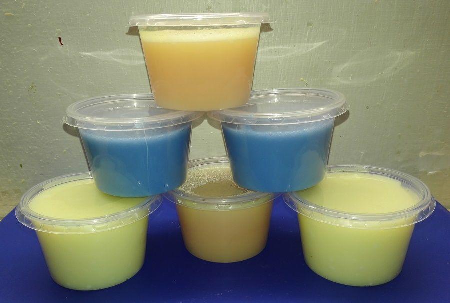 EKO Hypoalergenní prací gel 75 g