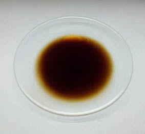 Hnědé kosmetické barvivo 10 ml