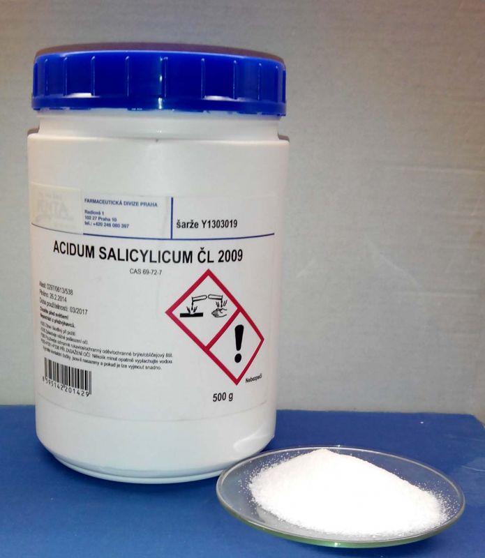 Kyselina salicylová 10 g