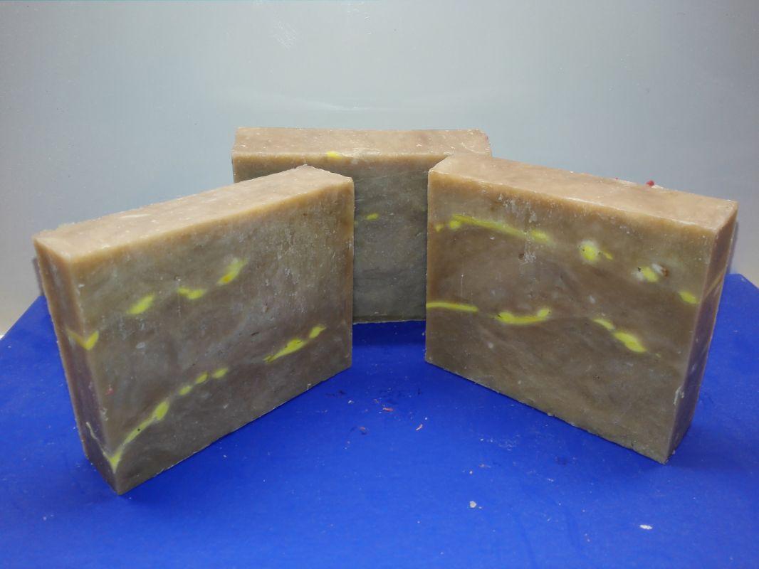 kosmetika, chemikálie Makové krájené mýdlo
