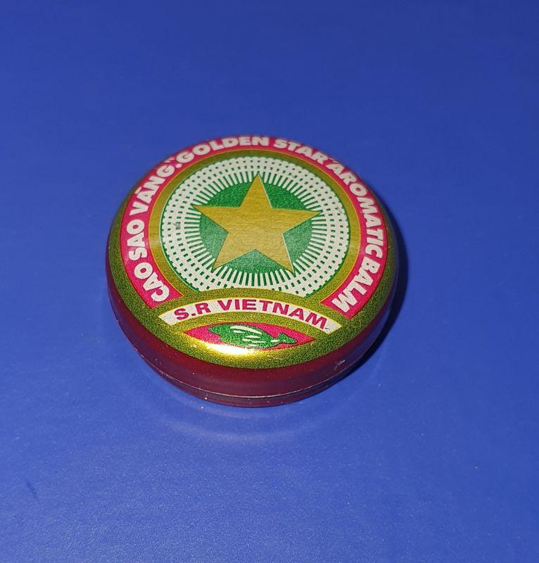 kosmetika, chemikálie Vietnamská mast - Tygří mast - Zlatá hvězda 4 g